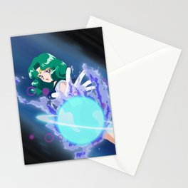 Sailor Neptune - Deep submerge Stationery Cards