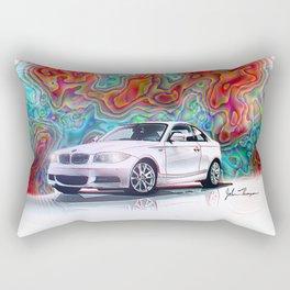 Bimmer 135i Rectangular Pillow