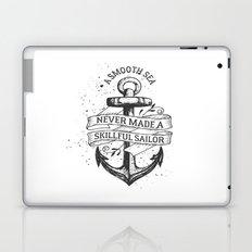 A smooth sea Laptop & iPad Skin