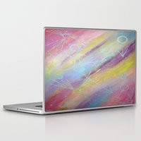 equality Laptop & iPad Skins featuring EQUALITY by Valentinas Vanity Artwork