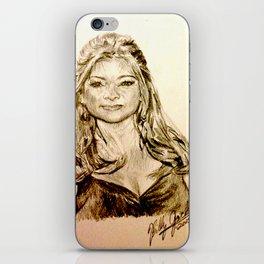 Valerie Bertinelli iPhone Skin