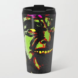 The Undead are Coming Metal Travel Mug