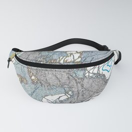 Soft mood Fanny Pack