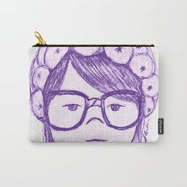 Kayla Bean Carry-All Pouch
