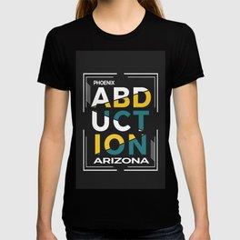 ABDUCTION | UFO Art T-shirt