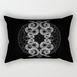 BigGodSerpent Rectangular Pillow