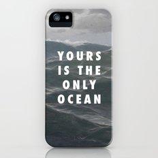 Ocean Approaching iPhone (5, 5s) Slim Case