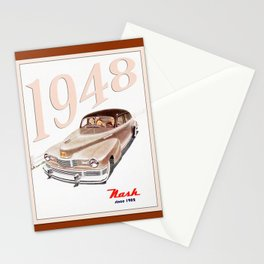 Automotive Art 116 Stationery Cards
