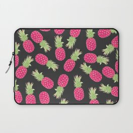 Summer Strawberry Tropical Pineapples Laptop Sleeve
