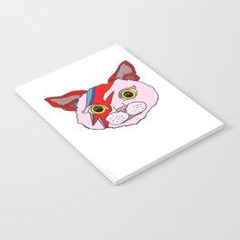 Heroes Cat Head Notebook