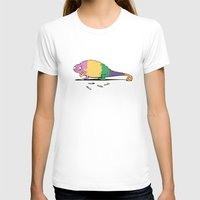 chameleon T-shirts featuring Chameleon by Lutfi Zayed