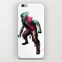 cthulhu iPhone & iPod Skins featuring CTHULHU by Yoncho Yonchev