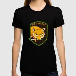 Metal Gear Solid - Chibi Foxhound T-shirt