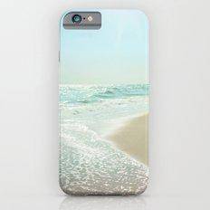 Good Morning Beautiful Sea iPhone 6 Slim Case