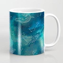 whale universe Coffee Mug
