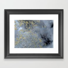 The Up Side of Down #4 Framed Art Print