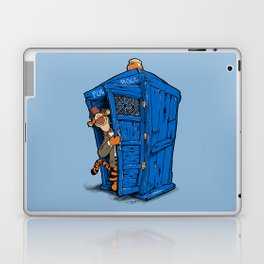 It's B-I-Double g-ER on the Inside Laptop & iPad Skin