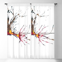 My Schizophrenia (13) Blackout Curtain