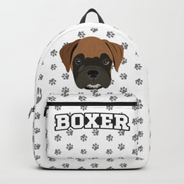 Boxer Love Backpack