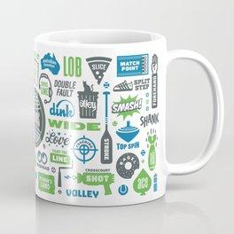 TennisTalk Coffee Mug