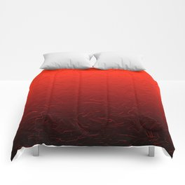 Red Passion Comforters