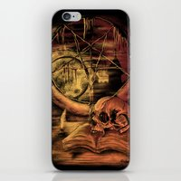 philosophy iPhone & iPod Skins featuring Philosophy by Cycoblast Artwork