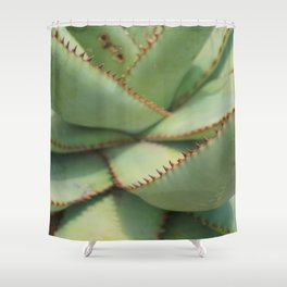 Thorny Shower Curtain