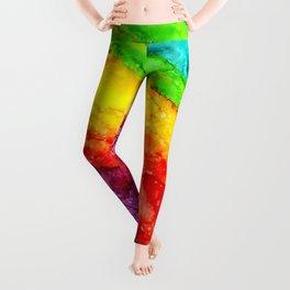 Color Flow #1 Leggings