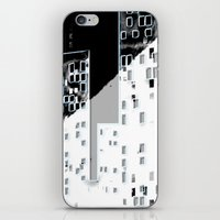 street iPhone & iPod Skins featuring Street by Lynsey Ledray