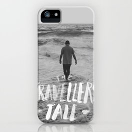Travellers Tale iPhone Case