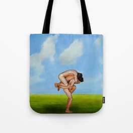 Heaviest Burden Tote Bag