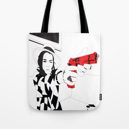 Lindsey Gangsta Tote Bag