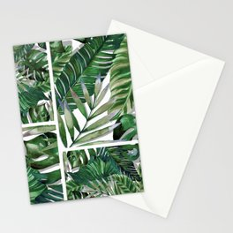 green garden Stationery Cards