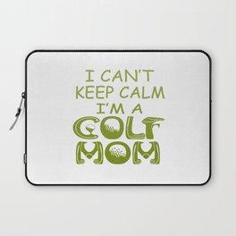 I'M A GOLF MOM Laptop Sleeve