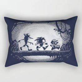 Jumpmen Rectangular Pillow