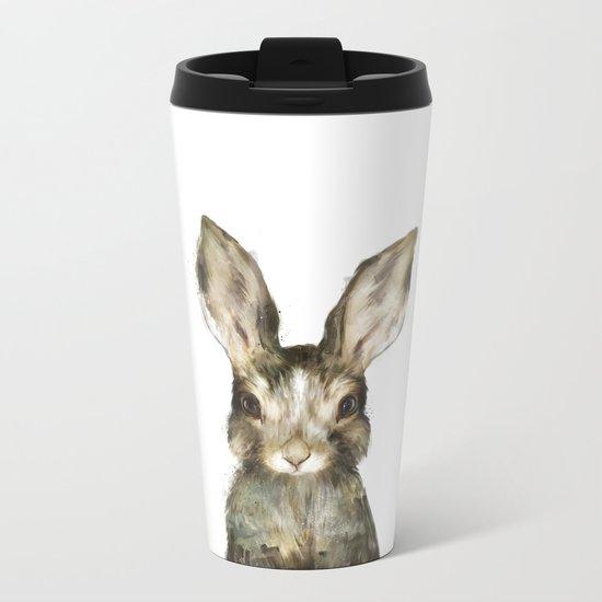 Little Rabbit Metal Travel Mug