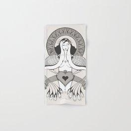 Vanity - Peacock Hand & Bath Towel
