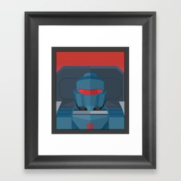 Pipes MTMTE Framed Art Print