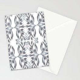Indigo Traditional Motif Stationery Cards