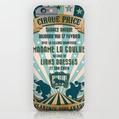 CIRQUE PRICE BLEU iPhone 6s Slim Case