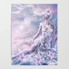 Sparkling Dream Queen Poster