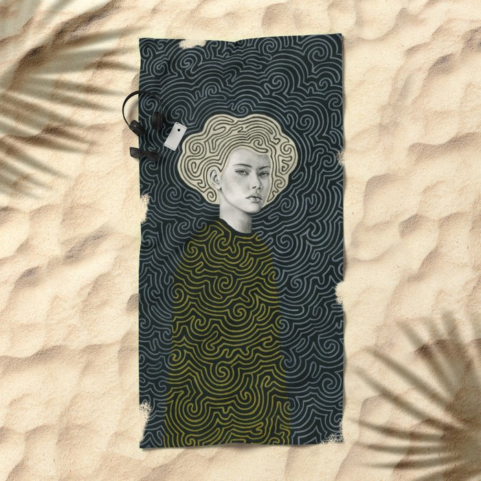 Vlada Beach Towel