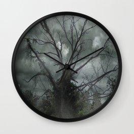 Sleeping Hallow Wall Clock