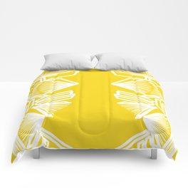 Bookworm - Marigold Comforters