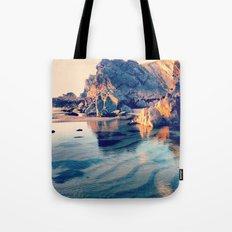 Crystal Clear, Beautiful Air Tote Bag