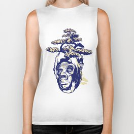 Bonsai Monkey Biker Tank