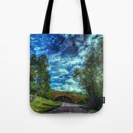 Blue Ridge Parkway No. 2 Tote Bag