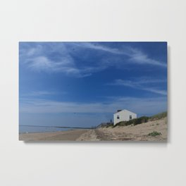 Sunken Meadow Beach-Eastham Metal Print