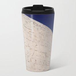 New Library of Alexandria Travel Mug