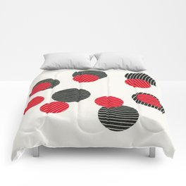 Spots and Stripes Comforters